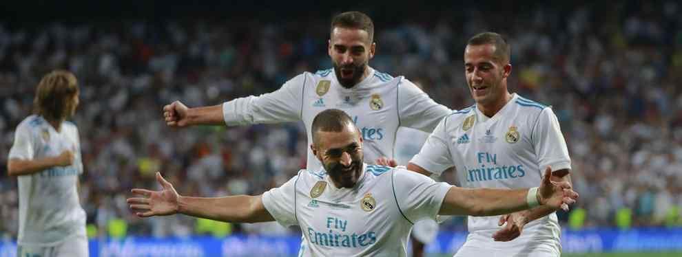 Florentino Pérez revoluciona el Real Madrid con un cambio de cromos bestial (¡Ojo a la locura!)