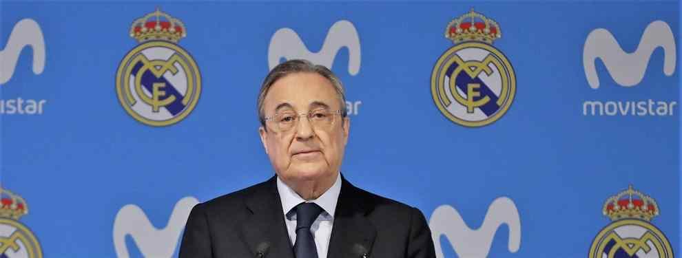 Las sorpresa en la lista de Florentino Pérez para la delantera del Real Madrid (¡Pobre Barça!)