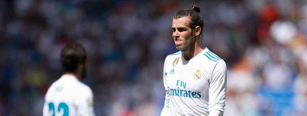 Zidane le cuenta a Florentino Pérez el problema oculto de Gareth Bale en el Real Madrid