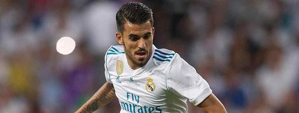 El informe que saca los colores a Dani Ceballos (y a Florentino Pérez) en el Real Madrid