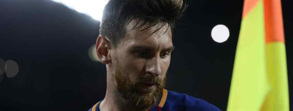 ¿Lo bancás? Messi le pidió a Valverde que ponga de titular a este jugador