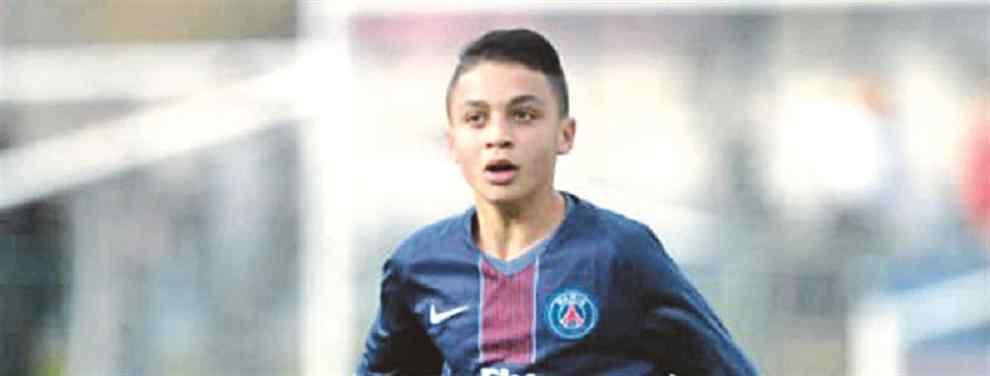 París Saint Germain le sigue sacando jugadores a Barcelona