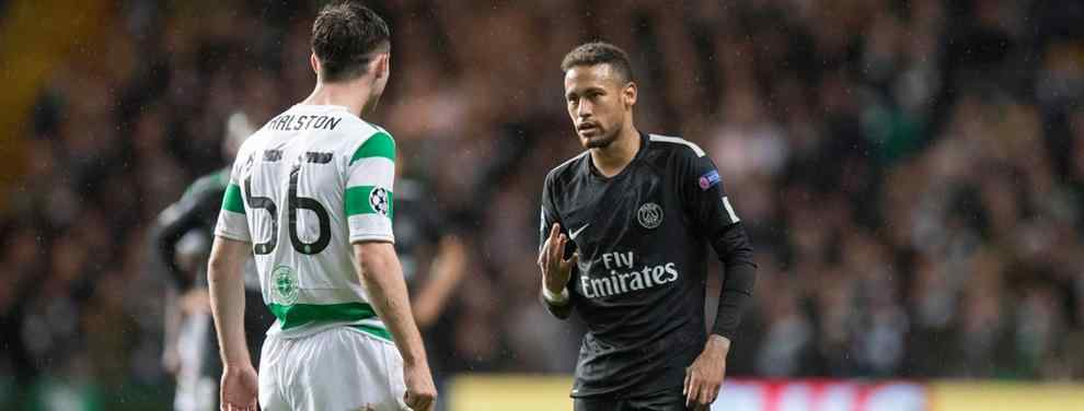 Este futbolista del PSG está más que harto de Neymar y sueña con marcharse al Barça