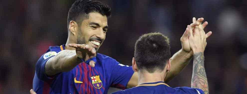 Un sector del club piensa en un relevo para el uruguayo
