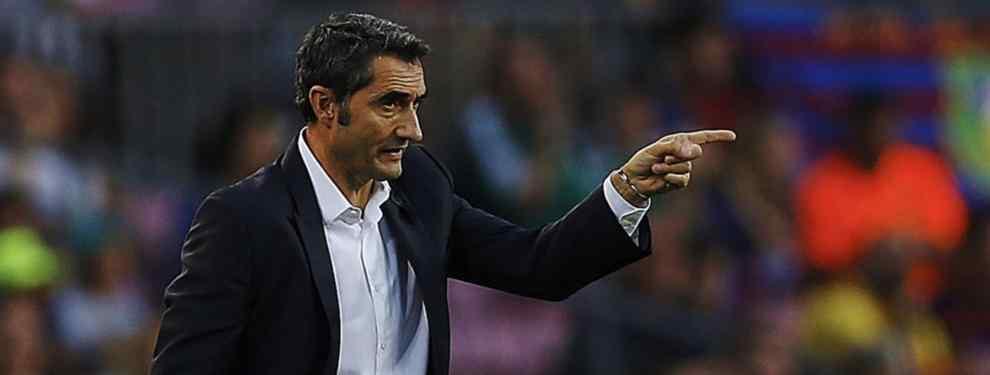 El ultimatum de Valverde a un amigo de Messi en el Barça (y no es Luis Suárez)
