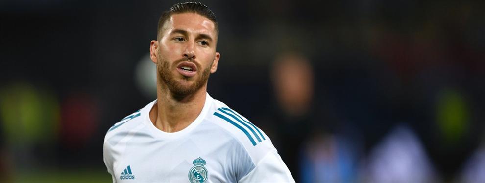 Sergio Ramos hace autocrítica tras la derrota del Real Madrid ante el Betis en el Bernabéu, y le lanza un 'palito'... ¿al Barça?