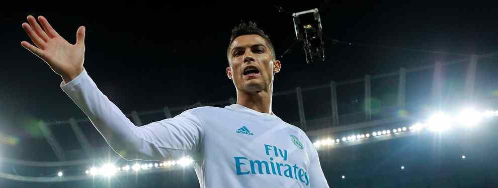 Florentino Pérez no entendió lo que hizo Cristiano Ronaldo en la victoria del Real Madrid ante el Deportivo Alavés.