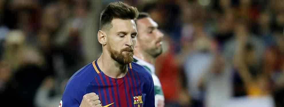Valverde tiene un nuevo lío en el Barça con Messi de por medio