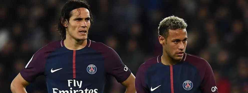 Neymar quiso llevarse a un crack del Real Madrid a su Paris Saint Germain de cara al año que viene, pero se ha encontrado con unas calabazas inesperadas.