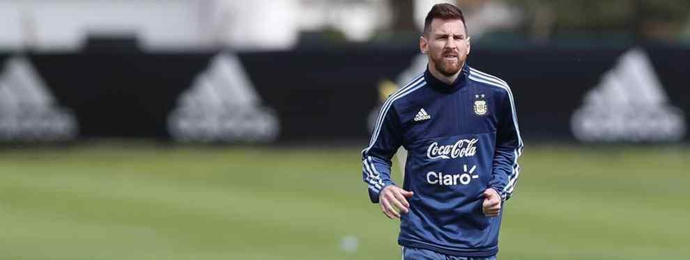 Messi sólo necesitó unas palabras para lograr que este futbolista acelerara su llegada al Barça