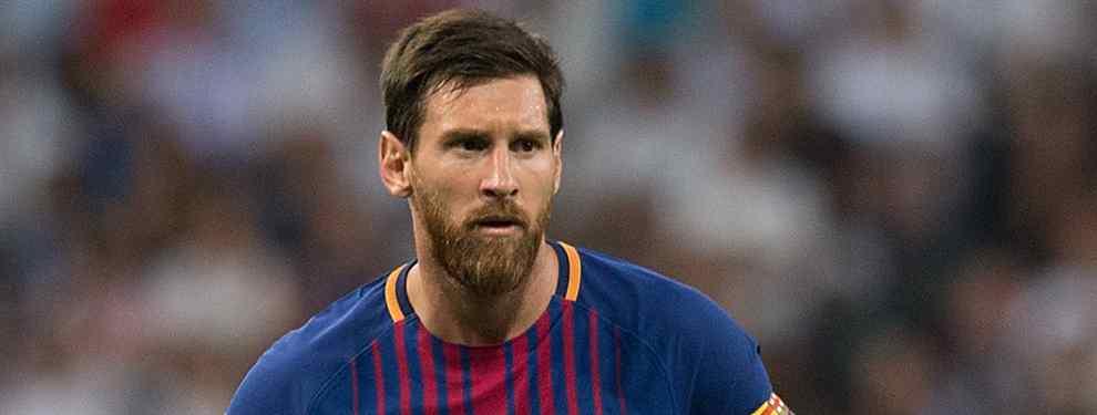 La operacíón (a espaldas del Barça) que saca a un protegido de Messi del Camp Nou