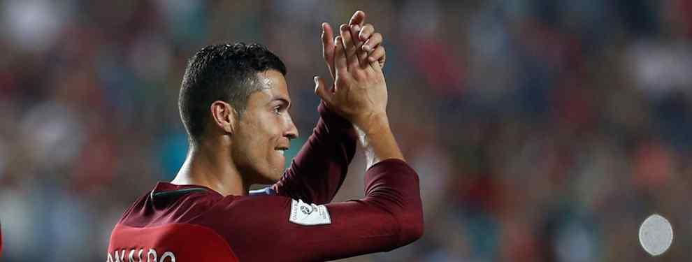 El crack del Real Madrid tira de la manta