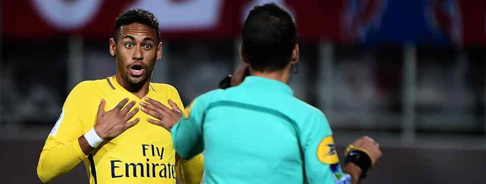 La jugada de Neymar para quitarle el Balón de Oro a Messi y a Cristiano Ronaldo