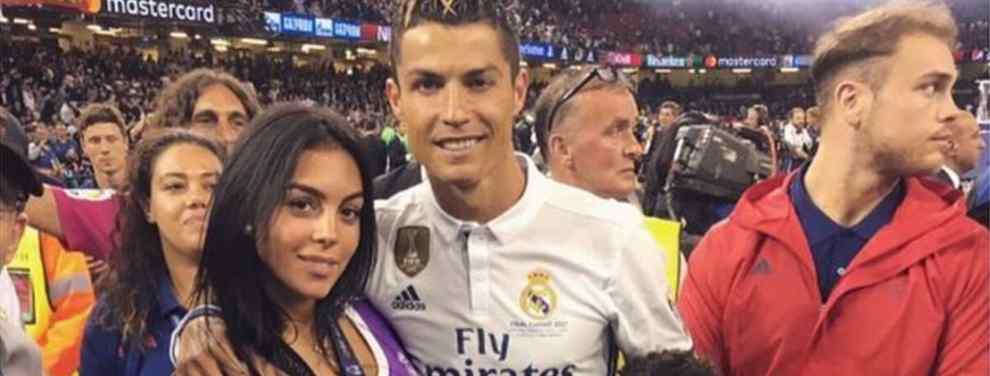¡Pelea de altos vuelos entre mujeres en la casa de Cristiano Ronaldo!