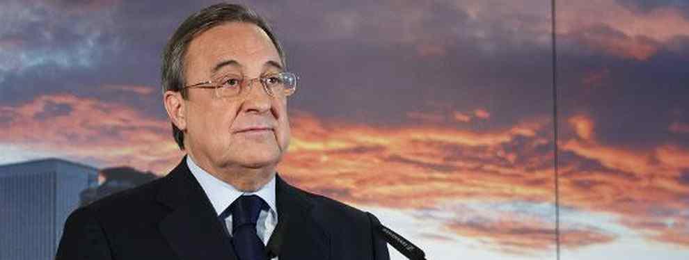 El presidente del Real Madrid tiene una idea revolucionaria en la cabeza