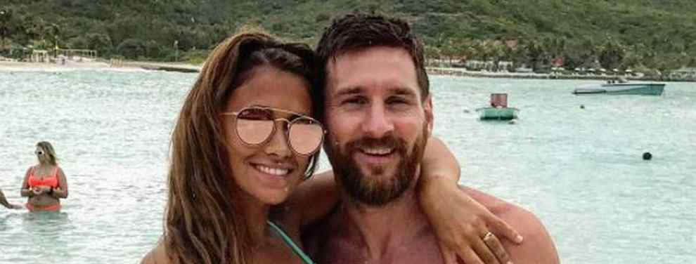 Antonella suelta una bomba sobre Messi (y la reacción de Shakira sorprende a todos)