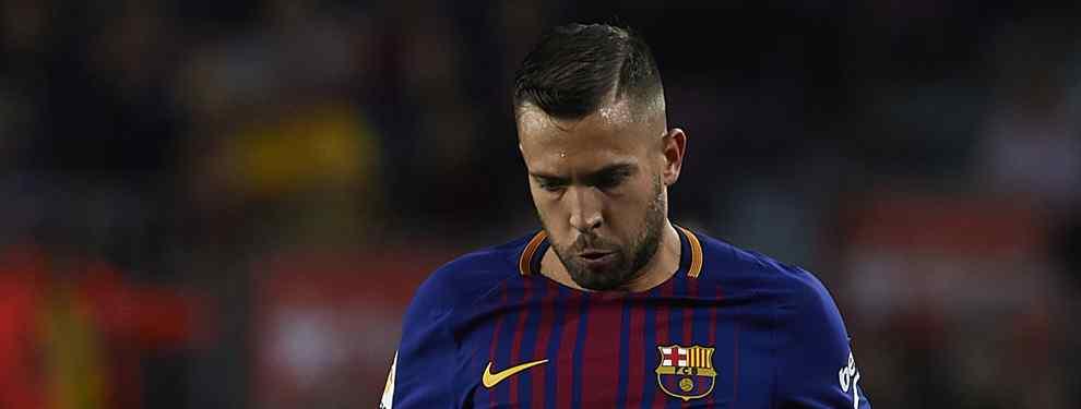 Una lista con sorpresas: el Barça ya le busca recambio a Jordi Alba