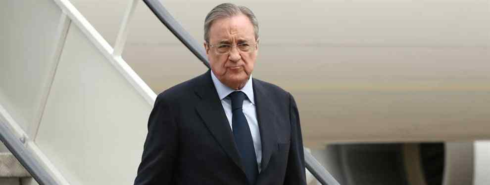 El fichaje de Florentino Pérez que prefiere al Barça (pero en el Camp Nou no lo quieren)