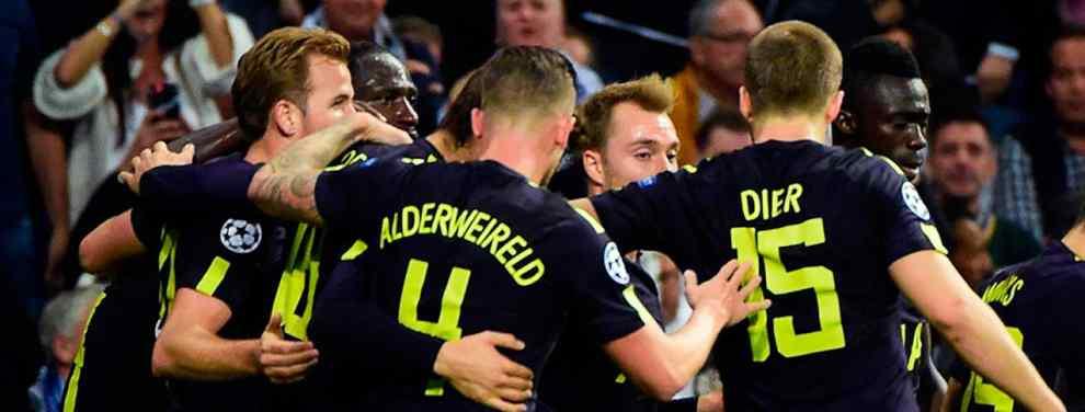 El jugador que entró en la agenda del Barça tras el Madrid-Tottenham (y no es Kane)