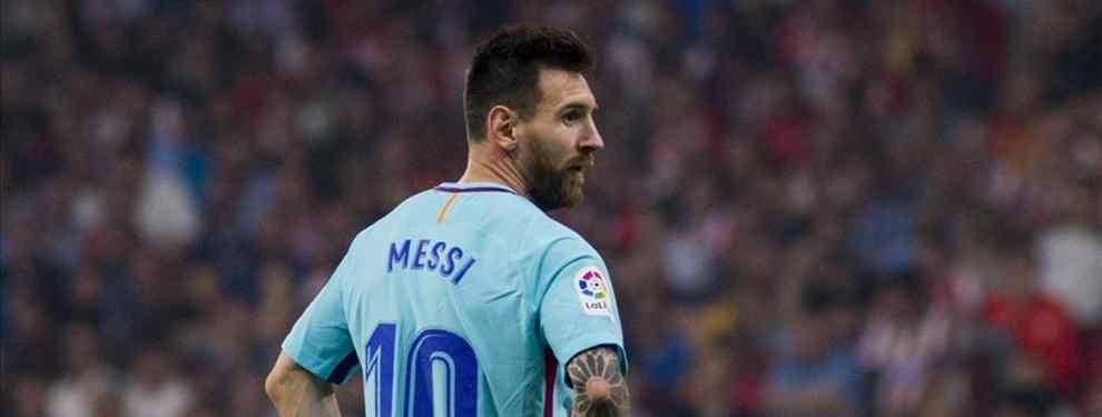 Messi se reúne con Valverde: la petición del argentino antes del partido ante el Olympiacos