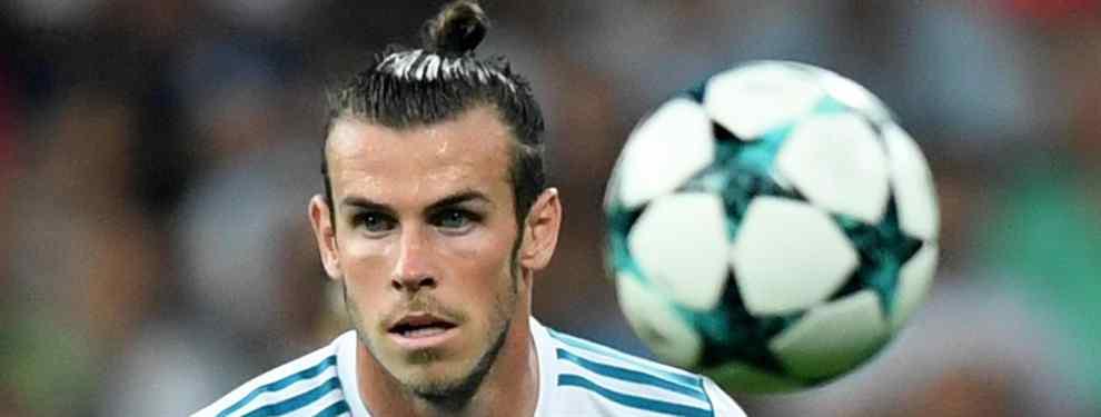 El guiño de Gareth Bale que lo aleja un poco más del Real Madrid