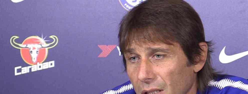 El crack del Real Madrid que Antonio Conte quiere llevarse al Chelsea