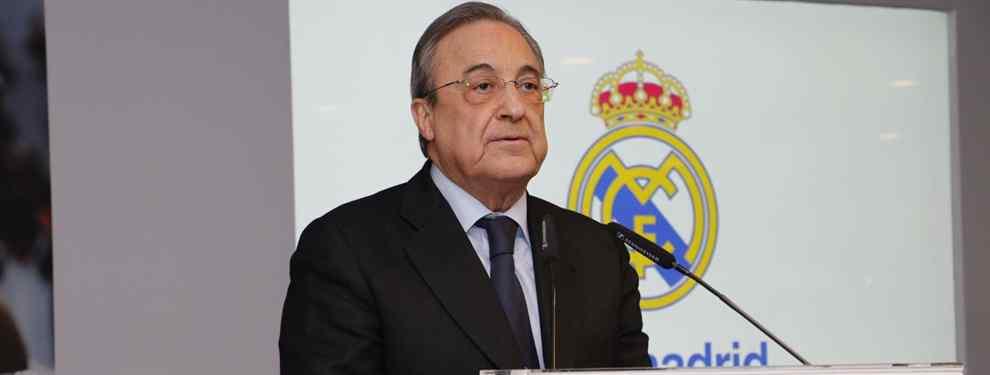 Adidas está insistiendo mucho para que Florentino Pérez se lance a por una incorporación brutal para el Real Madrid