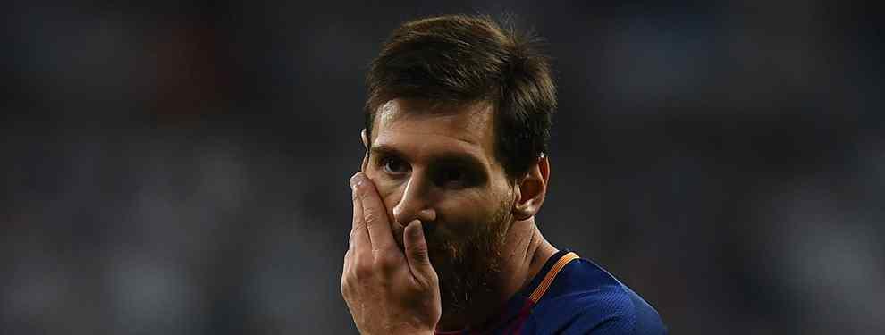 El máximo mandatario blanco apunta un sorprendente objetivo del Barça