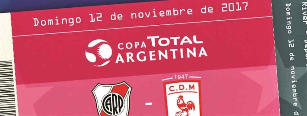 La organización de la Copa Argentina anunció días y horarios