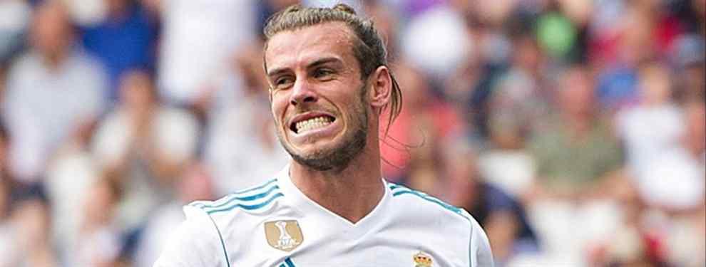 El informe confidencial que destroza a Gareth Bale en el Real Madrid