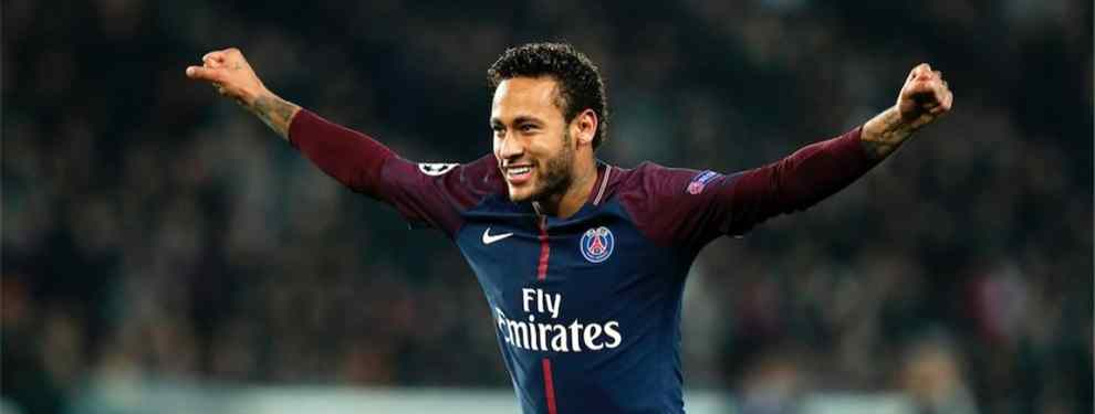 Florentino Pérez mete a dos cracks del Real Madrid en el PSG para bajar el precio de Neymar