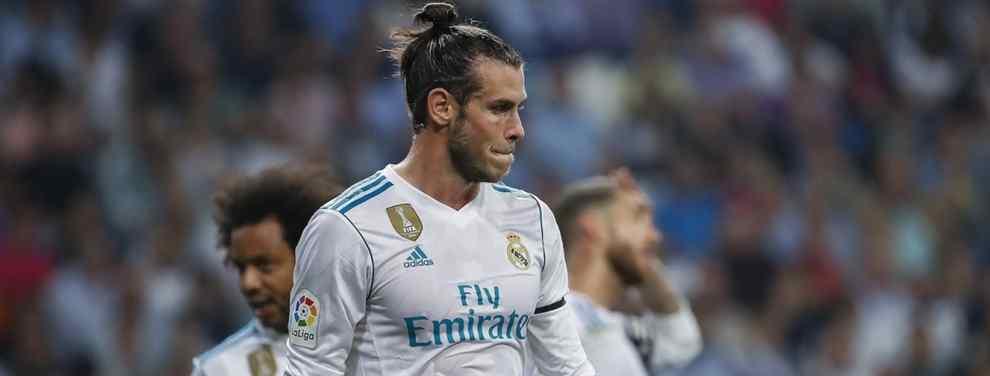 Uno de los elegidos por Florentino Pérez para relevar a Gareth Bale prefiere al Barça