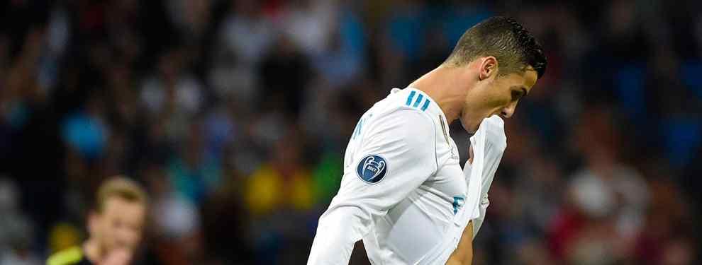 Los cinco cracks que piden a Florentino Pérez que eche a Cristiano Ronaldo