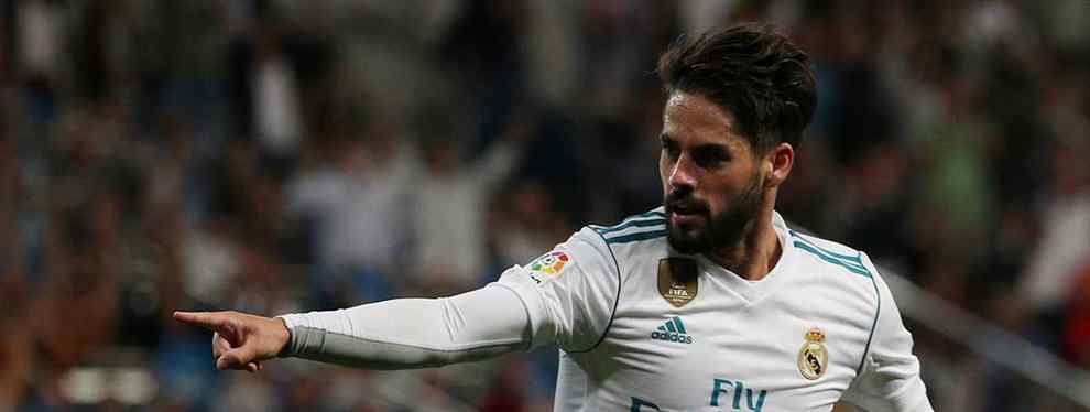 Isco se va de la lengua: el primer fichaje de Florentino Pérez para el Real Madrid está cerrado