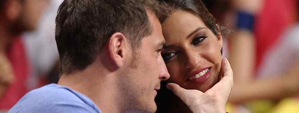 Sara Carbonero mete presión a Iker Casillas para completar un fichaje bomba