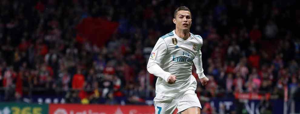 Cristiano Ronaldo suelta un bombazo que pone patas arriba el derbi contra el Atlético