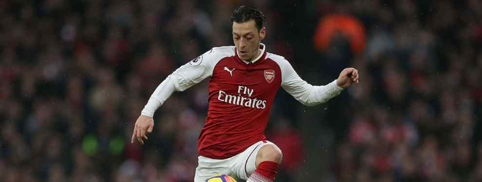 Özil se acerca: el Barça envía la primera oferta (y mete a un jugador)