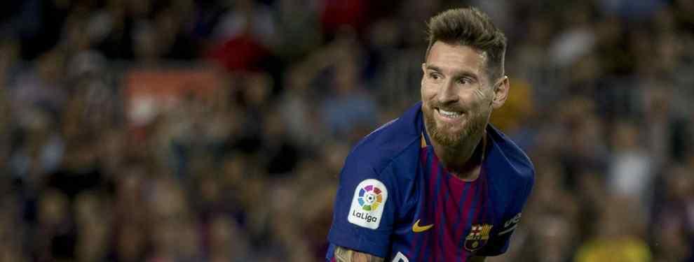 Messi propone un plan B a Griezmann que es una bomba (y un dardo para el Real Madrid)