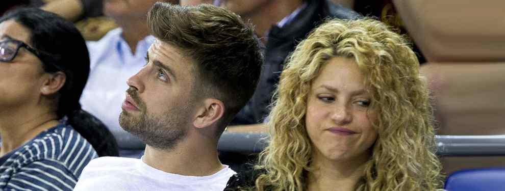 ¡Vaya bronca! El último lío de Shakira y Piqué acaba a gritos (y con lágrimas)