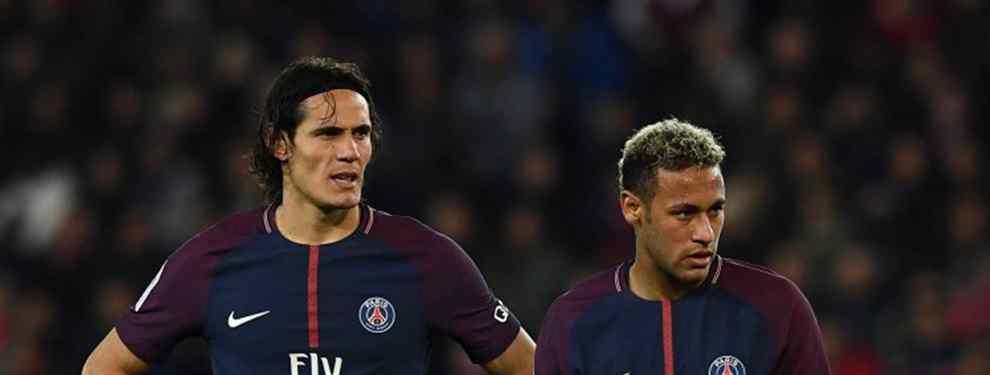 El jugador español que puede romper el mercado y ser el sustituto de Cavani en el PSG