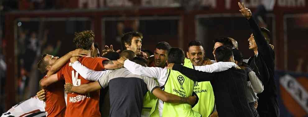 Independiente se abraza a la ilusión copera: ganó y está en la final