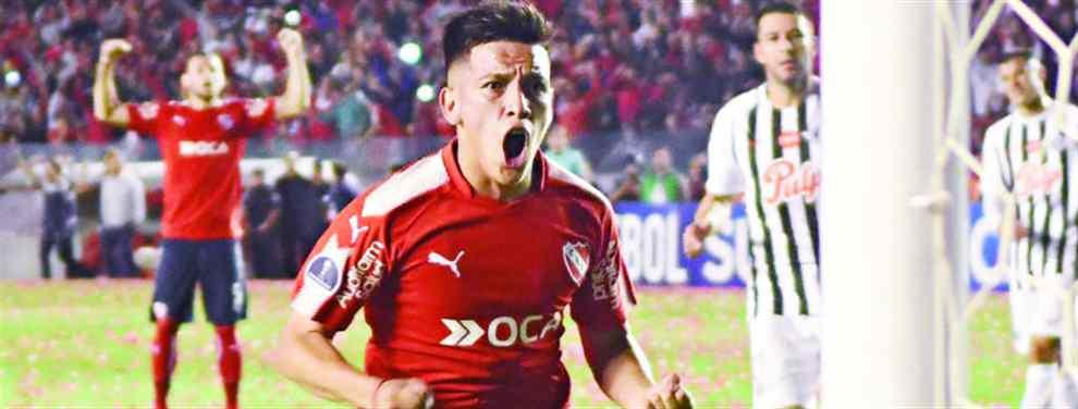 """""""Primero quiero ganar la Copa, luego se verá"""""""