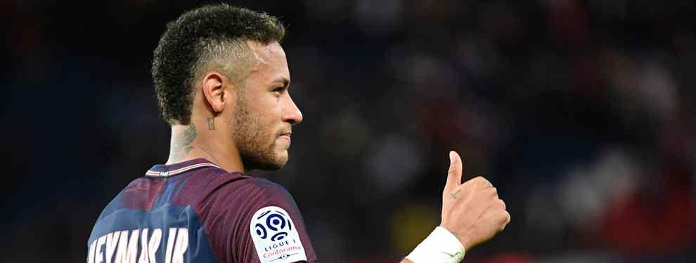 Neymar pacta la nueva estrategia con Florentino Pérez para fichar por el Real Madrid