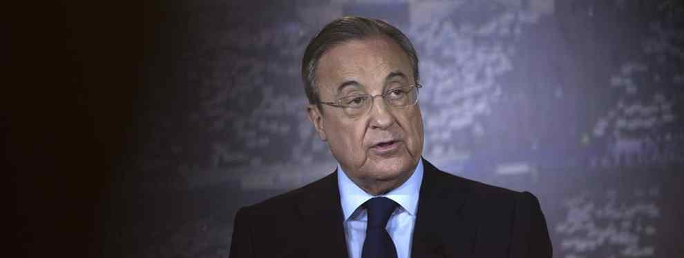 Los cinco fichajes galácticos de Florentino Pérez para acabar con el Barça de Messi