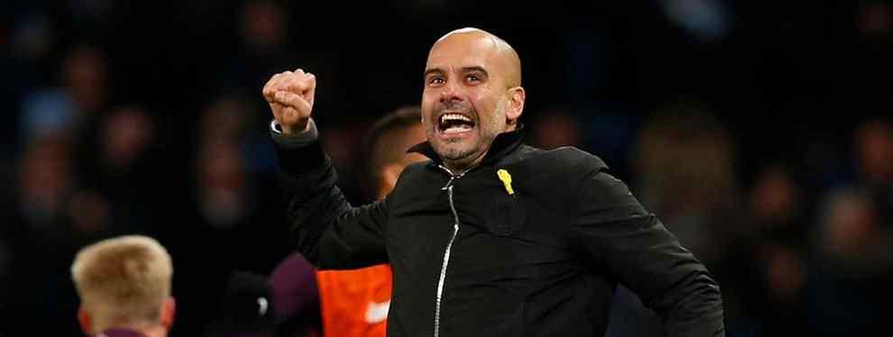 Pep Guardiola deja al Real Madrid sin un delantero TOP por menos de 50 millones de euros