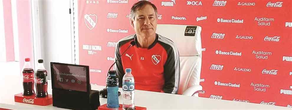 """""""Hay que ser más Independiente que nunca Ariel Holan dejó en claro que el Rojo tiene mostrar su mejor versión si es que quiere levantar la Copa Sudamericana ante Flamengo"""