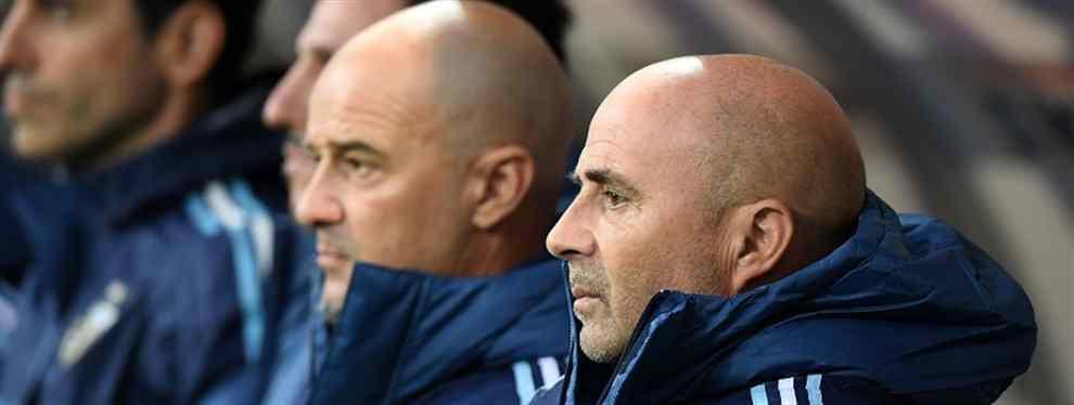 Jorge Sampaoli irá a ver al equipo que más le gusta El entrenador del seleccionado argentino observará a tres jugadores del Rojo. ¿Los llevará al Mundial de Rusia?