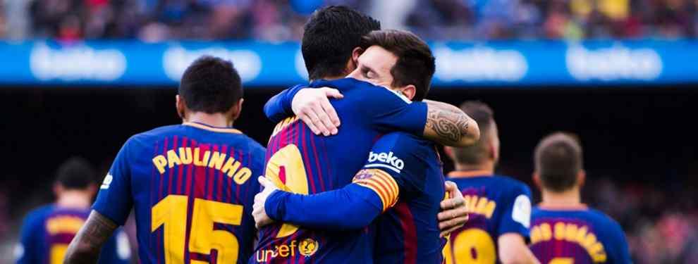 Ni tocarlo: El Barça rechaza hasta tres ofertas por una de sus estrellas