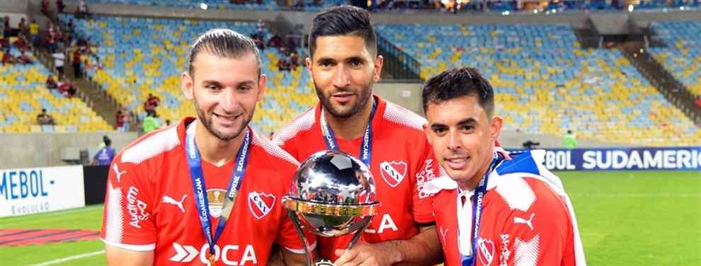 """""""Conseguimos lo que queríamos que era salir campeones, es tremendo lo de este equipo, la mística existe, Independiente es un grande y hoy lo demostró"""", comentó."""