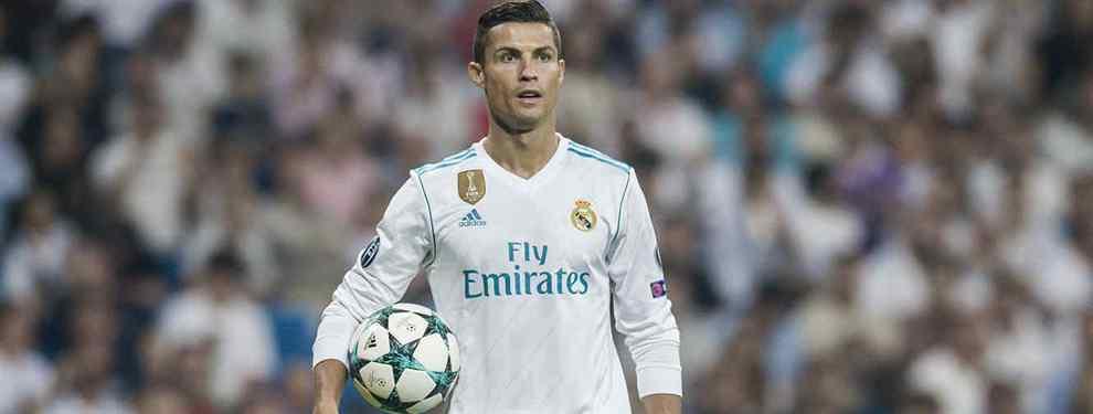 El PSG mueve ficha: la oferta brutal para llevarse a Cristiano Ronaldo del Real Madrid